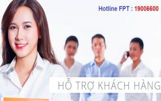 Đường dây nóng hỗ trợ khách hàng FPT