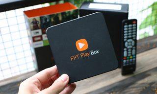 Bộ đầu thu HD FPT Play Box