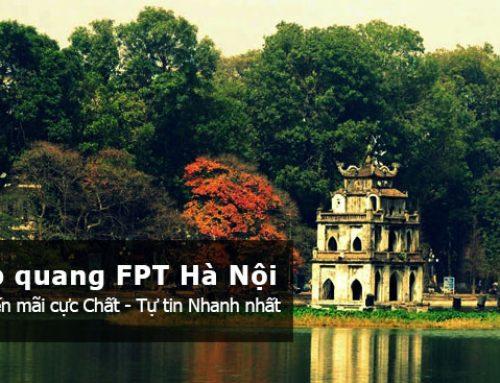 Khuyến mãi Lắp mạng internet cáp quang và Truyền hình FPT tại Hà Nội 2018