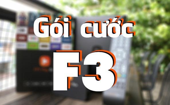Có nên đăng ký gói F3 FPT không?
