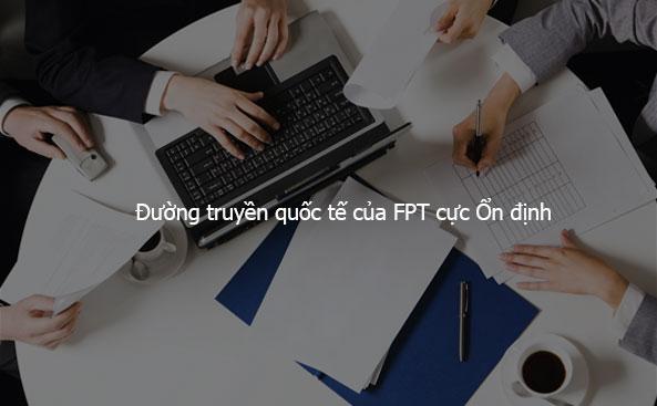 Gói cước Wifi FPT cho doanh nghiệp
