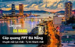 Khuyến mãi lắp mạng FPT Đà Nẵng