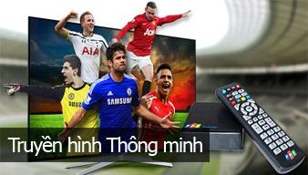 Dịch vụ truyền hình thông minh của FPT Telecom