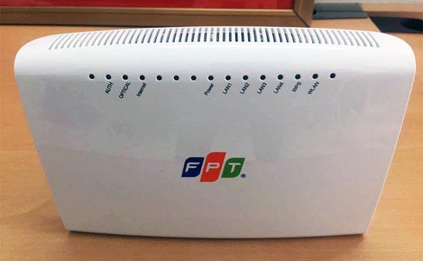 Thiết bị Modem/Router Wifi FPT không râu