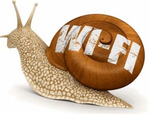 Tại sao và cách khắc phục mạng Wifi chậm, chập chờn lúc có lúc không?