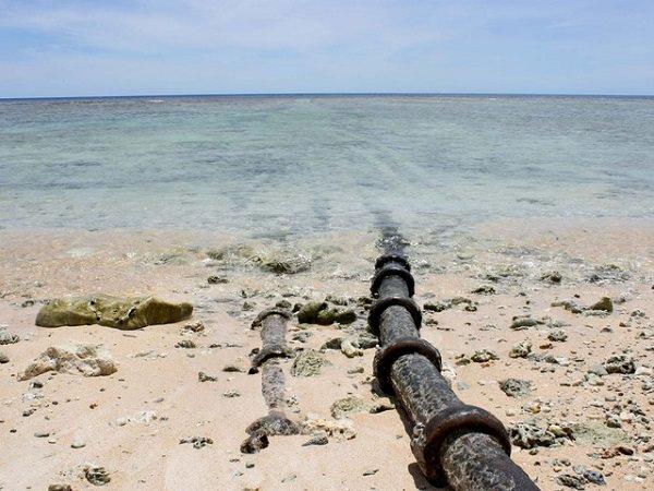 Tuyến cáp quang biển có vai trò rất quan trọng