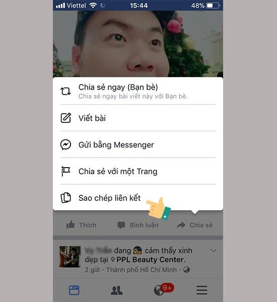 Tải video Facebook về điện thoại iPhone
