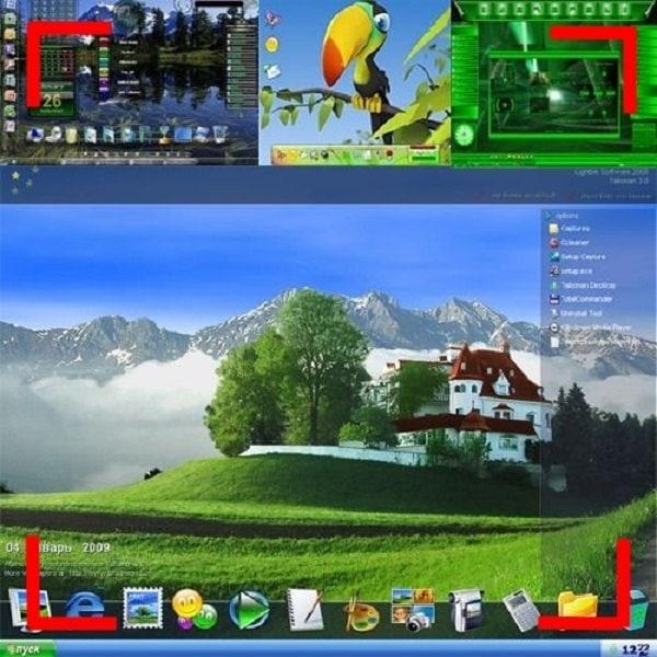 Phần mềm chụp ảnh Greenshot