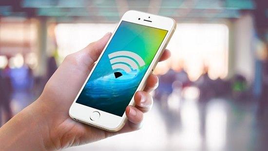 Hướng dẫn sử dụng mạng Wifi an toàn