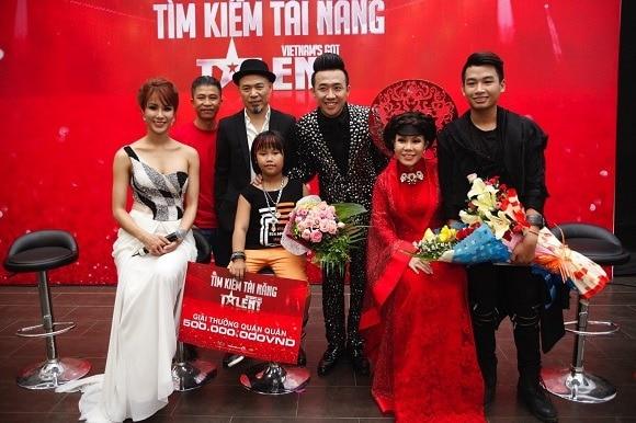 game show tim kiem tai nang viet