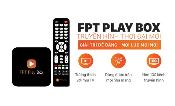 Xem K+ Online trên Đầu thu FPT Play Box