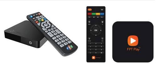 Phân biệt FPT Play Box và FPT Play HD