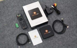 Hướng dẫn lắp đặt bộ đầu thu FPT Play Box