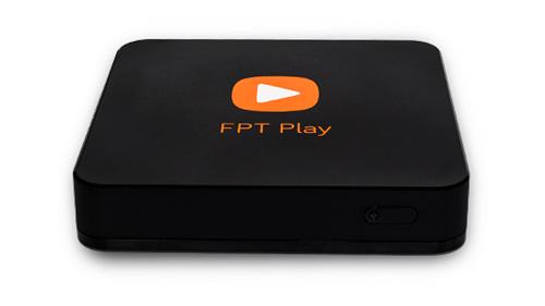 FPT Play Box được thiết kế phẳng và cổng USB được đặt phía sau