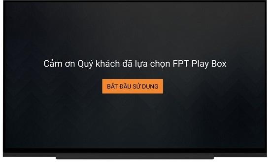 Kích hoạt FPT Play Box